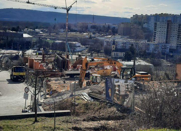 Fotografia - Výstavba – Hrubá stavba 11