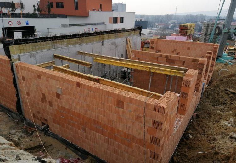 Fotografia - Výstavba – Hrubá stavba 6