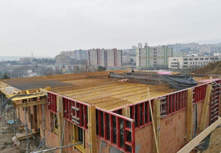 Fotografia - Výstavba – Hrubá stavba 7