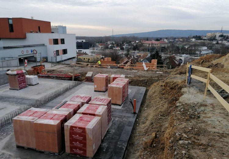 Fotografia - Výstavba – Hrubá stavba 3
