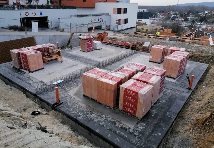 Fotografia - Výstavba – Hrubá stavba 4